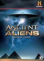 Ancient Aliens – Season 3 (Σειρά 16 Ντοκιμαντέρ History Channel)