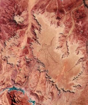 Μυστηριώδης γεωγλυφικό, 2, 5 μιλίων, στην Αυστραλία!!!