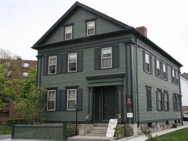 Tα πιο διάσημα σπίτια με φαντάσματα στις ΗΠΑ!!!