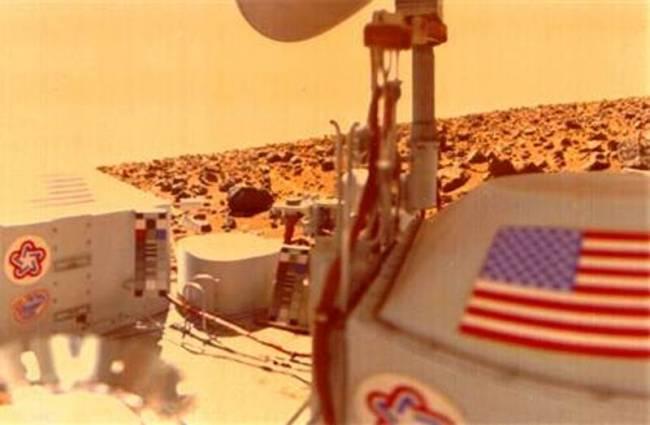 Η NASA βρήκε εξωγήινη ζωή πριν από 36 χρόνια!!!