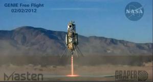 Xombie, ο «κάθετος» πύραυλος της NASA (video)