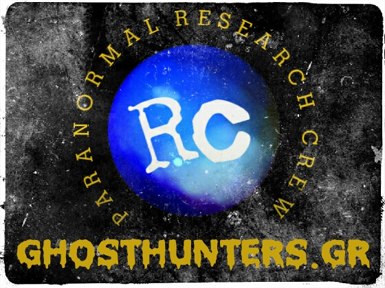 PARANORMAL RESEARCH CREW - GREEK GHOSTHUNTERS