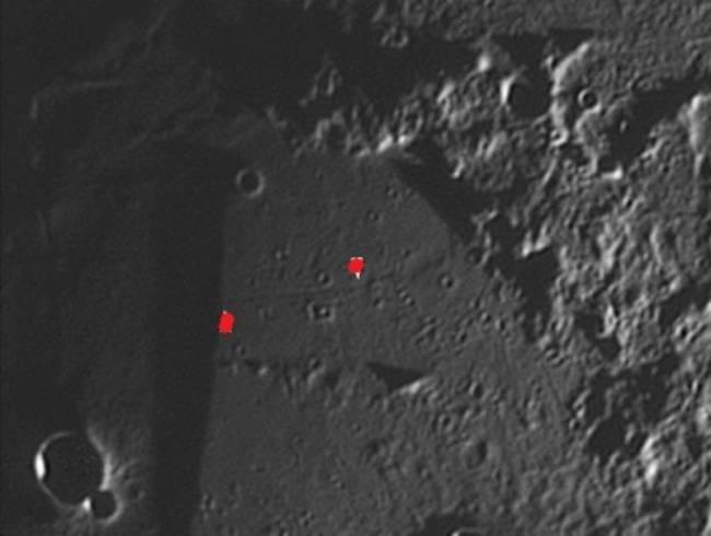Έλληνας αστρονόμος κατέγραψε άγνωστο φαράγγι στη Σελήνη!!!