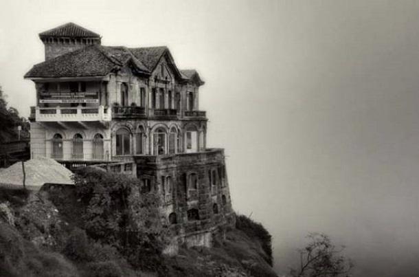 Το «στοιχειωμένο» ξενοδοχείο στον καταρράκτη