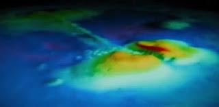 Νέο Video από τη Βαλτική: Το άγνωστο αντικείμενο, πριν σκίσει το βουνό στα δύο, σερνόταν για εκατοντάδες μέτρα!!!