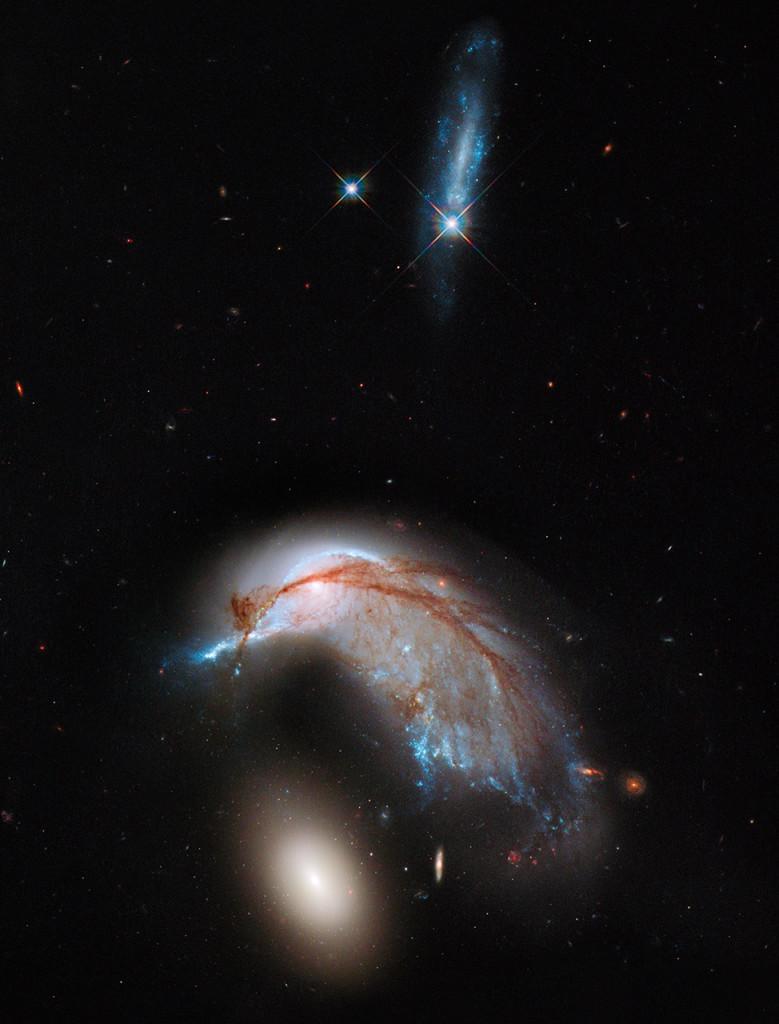 Συγκρουόμενο Γαλαξιακό Ζεύγος.