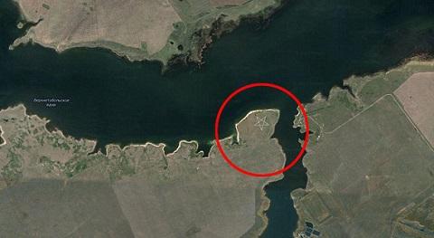 Τί παιχνίδια παίζει ο διάβολος; – Μυστήριο με την ορατή από το Google earth πεντάλφα στο Καζακστάν!