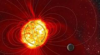Επιστήμονες της Nasa επιβεβαιώνουν τις θεωρίες του Edward Snowden σχετικά με την αλλαγή πολικότητας του Ήλιου.