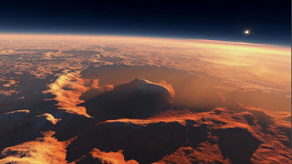 Νέα στοιχεία επιστημόνων: Η ζωή ξεκίνησε από τον Άρη και έφθασε στη Γη από έναν βράχο.