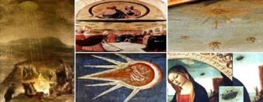 Έργα ζωγραφικής στον κόσμο που απεικονίζουν UFO (vid)