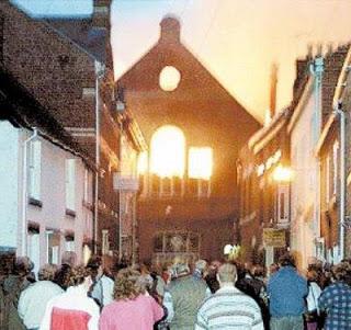 Το φάντασμα του Wem Town Hall