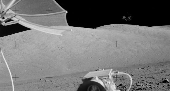 Οι μυστηριώδεις παρατηρητές του Απόλλων 17