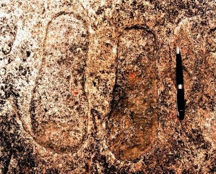 """Αποτυπώματα """"αρχαίων Αστροναυτών"""" ανακαλύφθηκαν στην Ινδία;"""