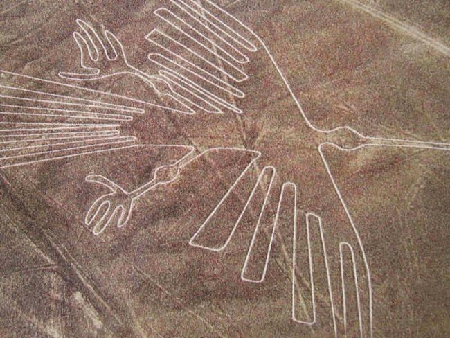 Μυστήρια της ανθρωπότητας: Οι Γραμμές των Νάσκα