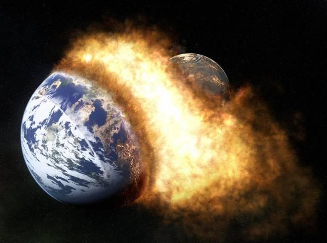 Το μυστήριο του «δίδυμου» πλανήτη της Γης (βίντεο).