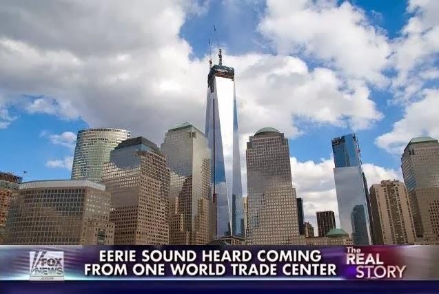 Παράξενος ήχος που προέρχεται από το One World Trade Center [Βίντεο]